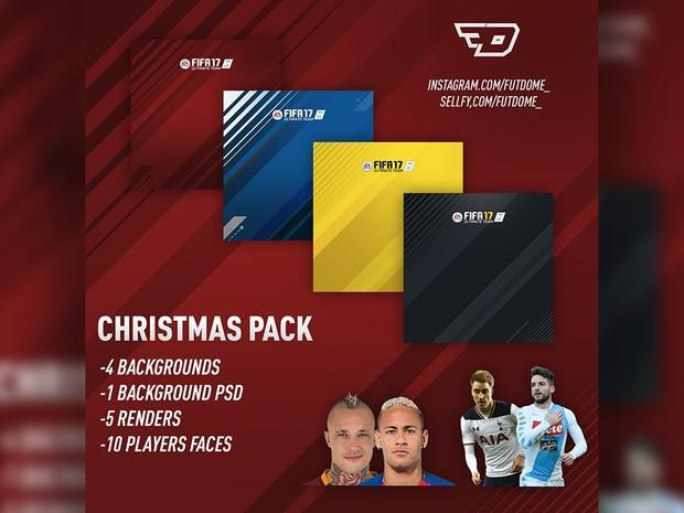 Christmas pack free! Futdome_ - FUTDOME_