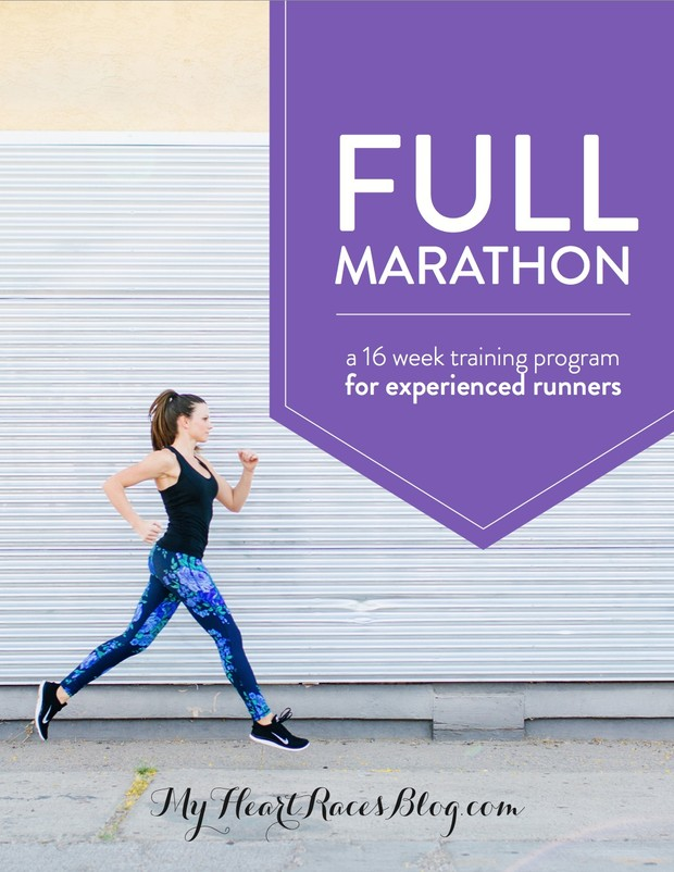 Full Marathon Training Guide for Experienced Runners