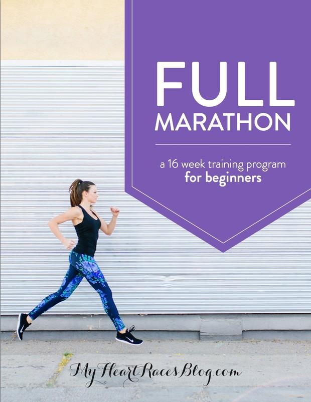 Full Marathon Training Guide for Beginners