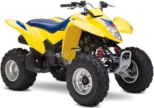 2004-2009 Suzuki LT-Z250 QuadSport Service Manual, Repair Manuals -AND- Owner´s Manual, Ultimate Set