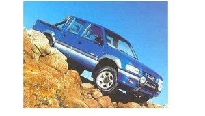 ISUZU HOLDEN RODEO KB SERIES KB TF 140 TF140 WORKSHOP SERVICE REPAIR MANUAL ENGINES COVERED 4JA1 4