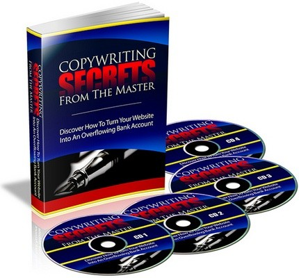 New Copywriting Secrets From The Master AudioBook MP3 200MB 100Mins EBook with Private Label Right