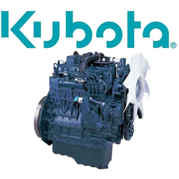 Kubota Diesel Engine  Service Repair Manual D905 D1005 D1105 V1205 V1305 V1505 Download PDF