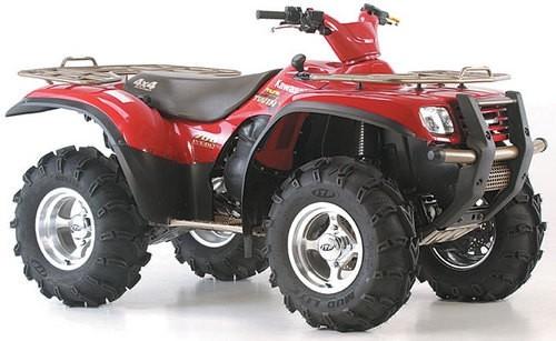 2004 2005 2006 KAWASAKI PRAIRIE 700 4x4 KVF700 Repair Service Manual ATV PDF Download