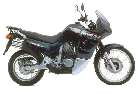 HONDA XL600 TRANSALP DIY SERVICE REPAIR MANUAL 1986 to 2001 - 9219284