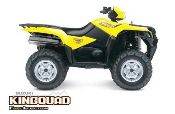 2005 2006 2007 Suzuki King Quad ATV Lt-a700 Lta700 Lta 700 Lt King Service / Repair / Workshop Man