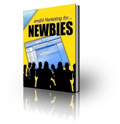NEW Email Marketing For Newbies - With Private Label Rights (PLR) & Master Resell Rights (MRR) - 3