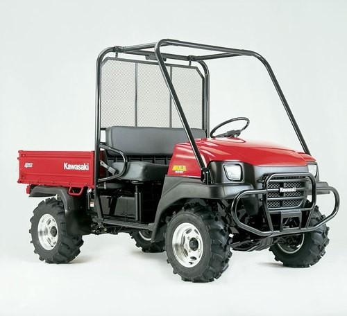 2003-2007 Kawasaki MULE 3010 Diesel Service Repair Manual UTV ATV Side by Side PDF Download