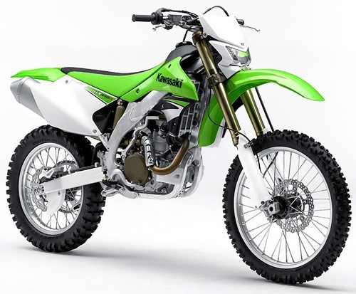 2008 - 2009 KAWASAKI KLX450R Repair Service Manual Motorcycle PDF Download
