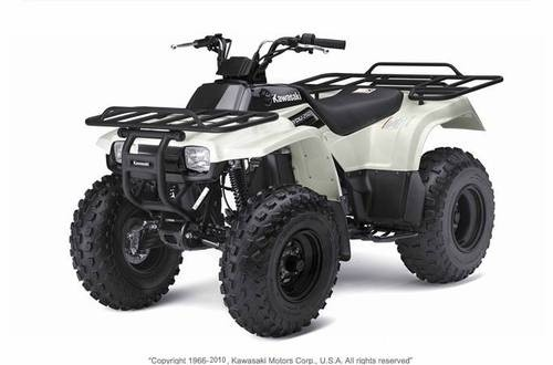 2003-2011 Kawasaki Workhorse 250 KLF250 Service Repair Manual UTV ATV Side by Side PDF Download