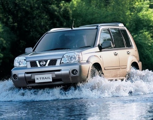 NISSAN XTRAIL REPAIR MANUAL 2001 2002 2003 2004 200