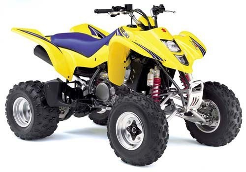 2003  -  2008 SUZUKI LT-Z400 LTZ400 Repair Service Manual ATV PDF Download