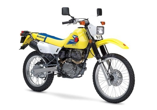 1996-2013 Suzuki DR200SE Service Manual, Repair Manuals -AND- Owner´s Manual, Ultimate Set PDF