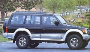 1992 - 1995 Mitsubishi Montero - Factory Service Manual / PDF Repair / Workshop Manual 1992 1993 1
