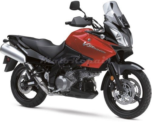 2002-2012 Suzuki DL1000 V-Strom 1000 Service Manual, Repair Manuals -AND- Owner´s Manual, PDF