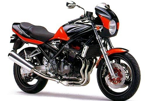 1991 - 1997 SUZUKI GSF400 GSF400S  Bandit Service Manual PDF Repair Manual with Parts Diagrams
