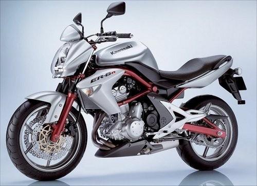 2006 - 2008 KAWASAKI ER-6n Repair Service Manual Motorcycle PDF Download ER-6n ABS