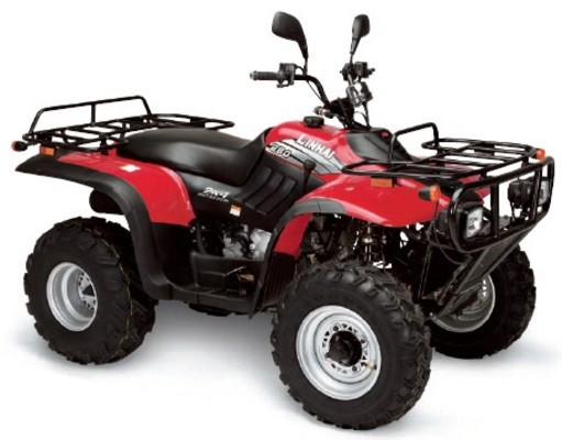 LINHAI 260 / 300 ATV SERVICE | REPAIR | WORKSHOP MANUAL - INSTANT PDF DOWNLOAD - 91116429