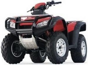 2003 - 2005 HONDA TRX650FA RINCON ATV QUAD ( 2003 2004 2005 03 04 05 ) - * DIY SERVICE / REPAIR /