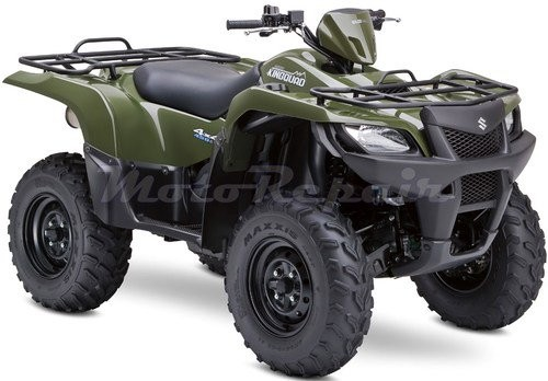 2007-2010 Suzuki LT-A450X KingQuad Service Manual, Repair Manuals PDF Download