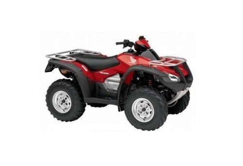 Honda Rincon TRX 680 Service Repair Manual Years: ( 2006 2007 2008 2009 ) Rincon TRX680 TRX680FA T