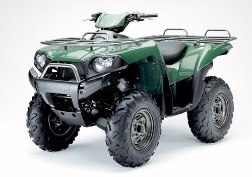 2005-2007 Kawasaki BRUTE FORCE 750 4×4i IRS KVF750 Service Repair Manual UTV ATV Side by Side PDF