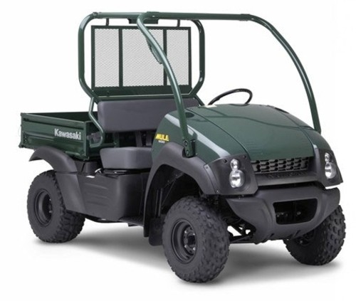 2005-2013 Kawasaki MULE 600 Service Repair Manual UTV ATV Side by Side PDF Download