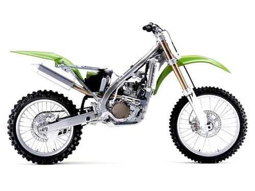2004-2005 Kawasaki KX250F KX250N-N1-N2 Service Repair Manual Motorcycle PDF Download