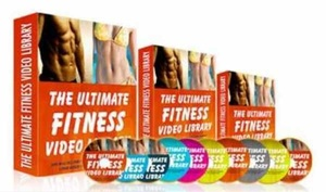 *New*! HEALTH AND FITNESS VIDEO SERIES(15+ Videos / 500+ MB) with Private Label Rights(PLR) - Down