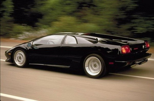 Lamborghini Diablo VT & Diablo 2WD Service / Repair / Workshop manual 1993 - 1994 BEST Download