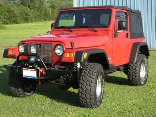Download Jeep Wrangler Tj 2004 Factory Repair Manual 5
