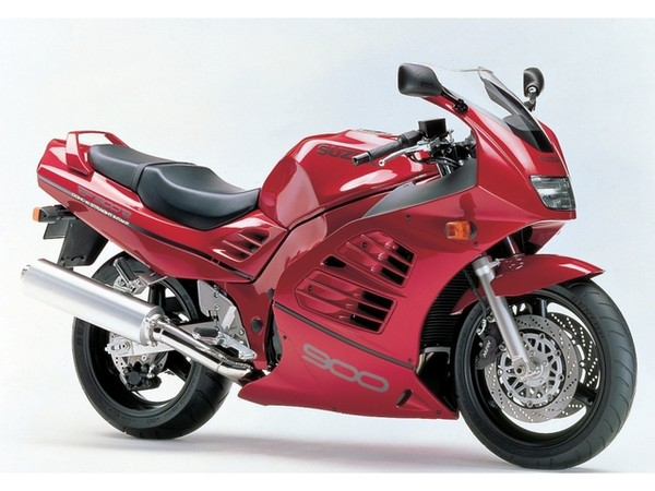 Suzuki RF 900r RF900r DIY Service Manual Repair Maintenance Manual - 87834532