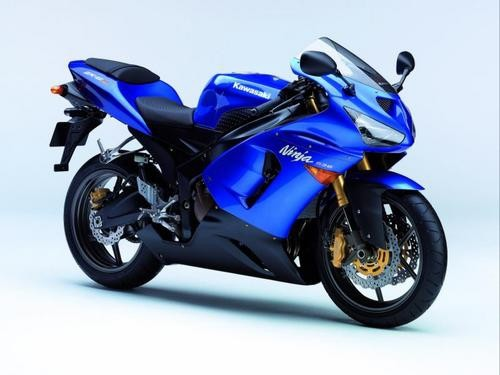 2005  -  2006 KAWASAKI NINJA ZX-6R ZX636 Repair Service Manual Motorcycle PDF Download