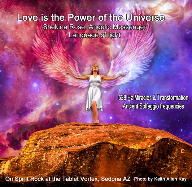 Love is the Power of the Universe