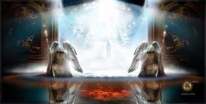 Archangels Chamber Attunement Grid {phone session}
