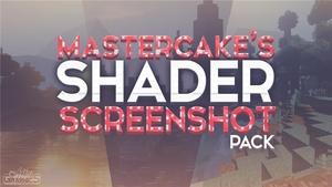 MasterCake's Shader Screenshot Pack [550]