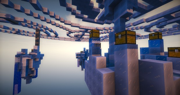 MasterCake's The Archon Skywars Map Screenshot Pack