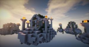 MasterCake's The Archon Skywars Map Screenshot Pack