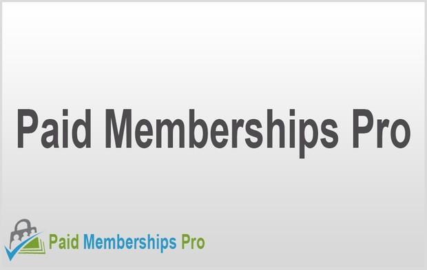 Paid Memberships Pro 1 9 5 1 WordPress Plugin