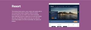 WooCommerce Resort 1.1.10 Theme WordPress