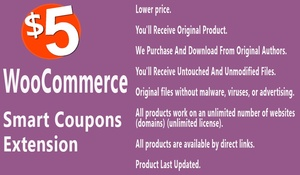 WooCommerce Smart Coupons Extension
