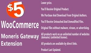 WooCommerce Moneris Payment Gateway Extension
