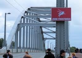 Royal Engineers Memorial Service at 65th Arnhem Anniversary in 2004