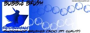 Bubble Photoshop Brush