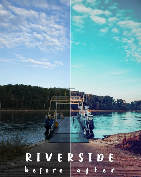 FREE PRESET - Riverside