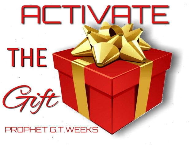 ACTIVATE THE GIFT