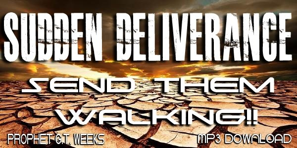 SUDDEN DELIVERANCE