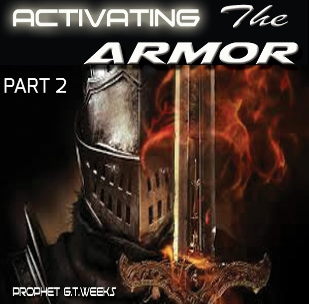 ACTIVATING THE WHOLE ARMOR P2