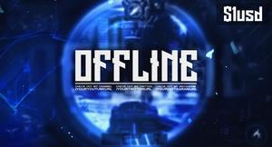 Blue Glare - Twitch.TV Offline Screen