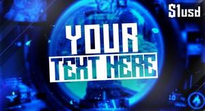 Black Ops 3 - Blue Gem Premade Thumbnail